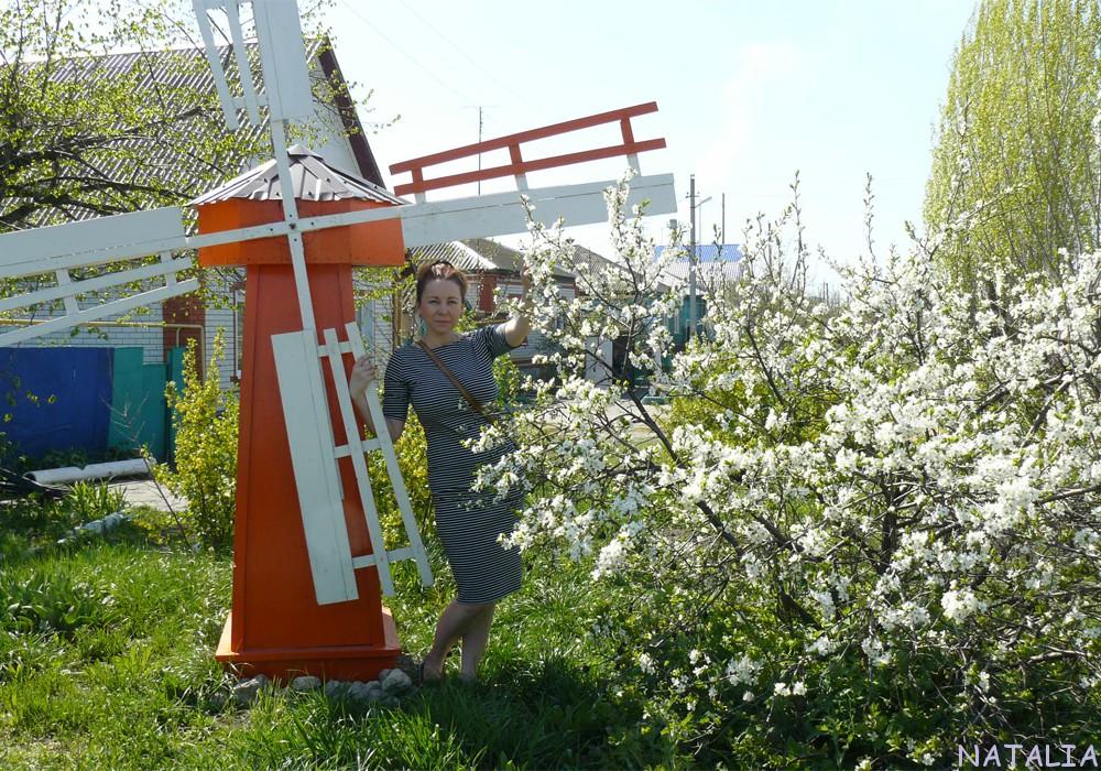 весна в воронежской области городе лиски