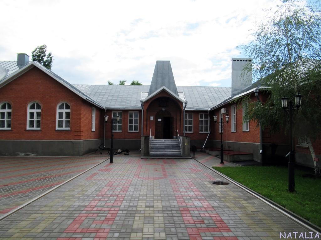 выставка музей лиски